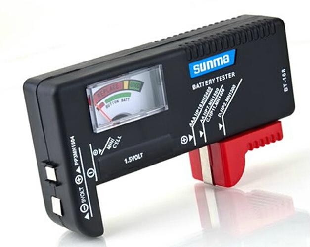 电池测试仪 电池电量测试器