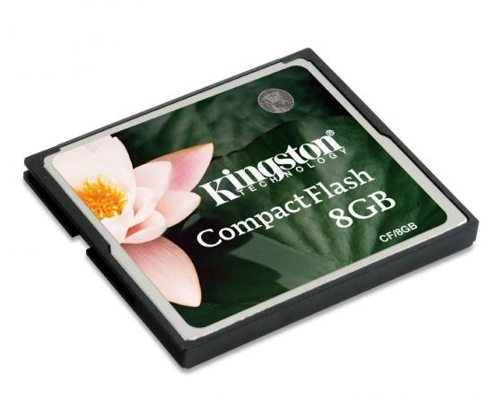 金士顿8G CF大卡单反相机 佳能5d 7d 1dx 1ds 1d CF大内存卡