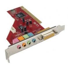 赔本促销台式机全新PCI声卡 芯片1938 免驱动