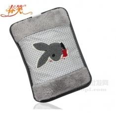 赔本促销『春笑牌』CX-A4北极绒双插手电热水袋