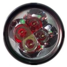 清仓赔本卡夫诺3504手电筒led小手电筒充电式LED手电筒