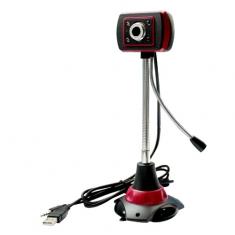促销顺鑫视频王N7 0308芯片 3波高清 带麦摄像头