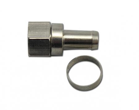 F头公制连接头 高品质75-5有线电视线插头用于分配器 放大器上