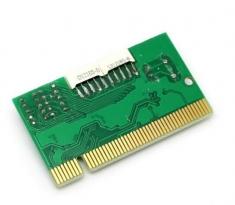 诊双峰 双向显示PCI 两位诊断卡