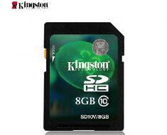 正品金士顿SD卡8G相机内存卡