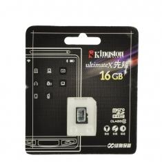 原装正品金士顿16G手机TF内存卡