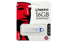 原装正品金士顿DTI G4 16G  USB3.0高速U盘