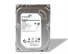 正品希捷1T- 2T-3T-4T台式机硬盘 双碟 SATA3 监控级硬盘