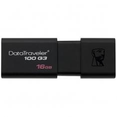 原装正品金士顿 DT100 G3 16g u盘  高速 USB 3.0 优盘