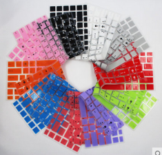 UL80 U81 N82 UL30 U30 U31 U35 U41 U45彩色键盘膜适用华硕笔记本带包装