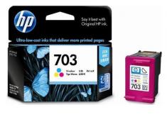 原装惠普703墨盒 HP F735 D730 K209A K109A CD887AA墨盒