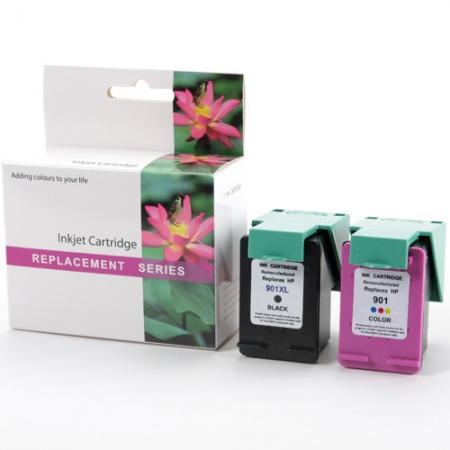 Speed品牌901国产墨盒适用于HPJ4500/4680/4580/4660墨盒901XL大容量