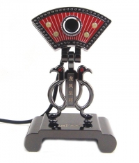 赔本促销龙凤呈祥316+0308+5波 带灯摄像头 内置麦克风 艺术品顶级