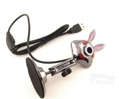 铁兔子316+0308+5波 带麦 带灯 新造型高清摄像头
