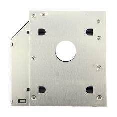 笔记本光驱位硬盘托架2.5寸 SSD固态硬盘盒 光驱支架12.7mm SATA3