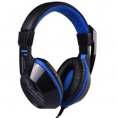 HYUNDAI/现代HY-6880MV耳机电脑游戏高保真立体声耳机耳麦