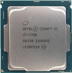 英特尔I7-7700 全新正品3.6G 7代酷睿四核CPU LGA1151散片全新正式版支持B200系列