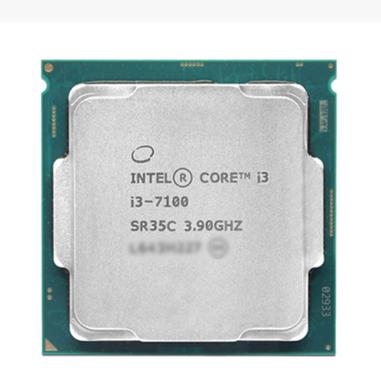 英特尔 I3 7100正品散片CPU 7代双核四线程3.9G 支持DDR4 B250