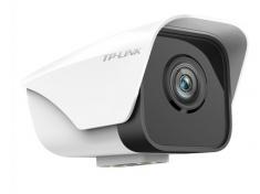 TP-LINK TL-IPC313KP 130万POE网络摄像机双灯红外30米