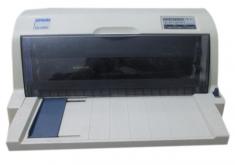 二手9成新 爱普生LQ635K/630K发票 快递单 出库单针式打印机80列24针