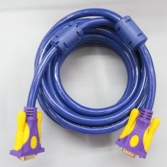 兴宝通 3+9VGA线电脑电视连接线vga连接线 显示器线视频线 1.5米5米10米15米20米