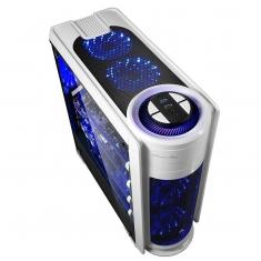 新品金河田竞技大师G2W台式机电脑主机箱ATX侧透水冷游戏机箱USB3.0
