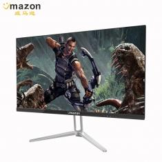 预定威马逊M24S 23.6寸ADS屏 高清VGA+HDMI超薄无边框广视角金属电脑液晶显示器