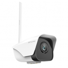 TP-LINK IPC323K-4-W10 室外无线网络200W监控摄像头摄像机 1080P高清红外
