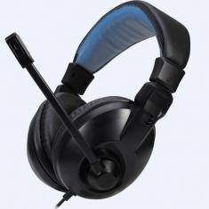 新品金河田A-130耳机电脑游戏高保真立体声耳机耳麦手机带语音功能