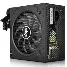 爱国者魔兽600电脑电源台式机机箱电源额定400w宽幅主机电源