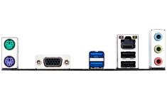 技嘉 GA-H110M-S2/DS2V/H110M-A混发 DDR4 LGA1151支持6代7代8代
