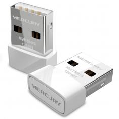 水星MW150US  win10  USB无线网卡台式机无线wifi接收器迷你随身