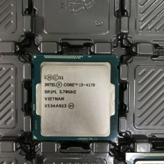 英特尔酷睿i3 4170正品拆机散片3.7GHZ 1150针接口CPU