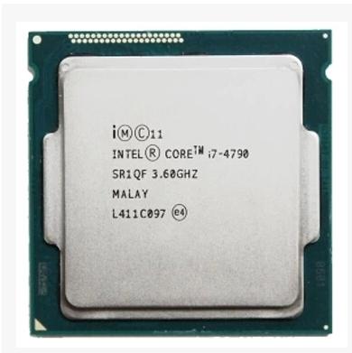 英特尔I7智能四核4790正品拆机散片 主频3.6G 1150针CPU
