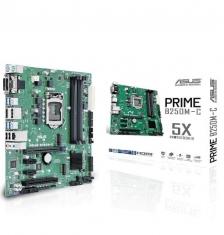 Asus/华硕 B250M-C 主板1151支持七代7100 7500 7700K