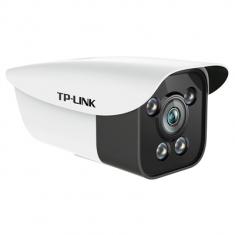 TL-IPC548KCP-W  400W PoE智能全彩网络摄像机