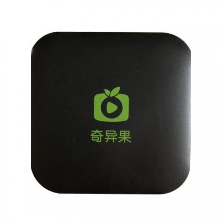 夏新奇艺果黑白色混发智能机顶盒4G+32GB智能网络机顶盒