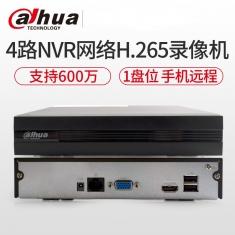 大华 DH-NVR2104HC-HDS2  4路硬盘录像机网络高清1080P远程监控主机