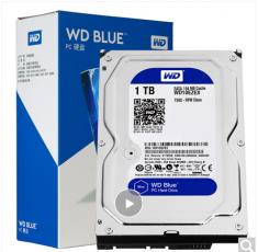 正品联保西部数据/WD1T-2T SATA3 7200转台式机1000G蓝盘