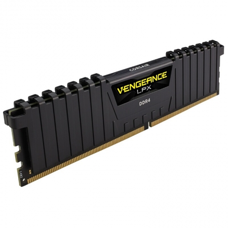 美商海盗船 复仇者 DDR4 16G 3200 单条 16GB台式机电脑内存条