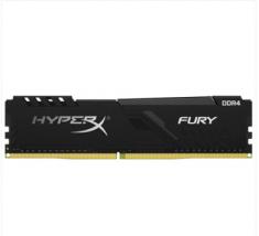 原装正品金士顿骇客神条Fury雷电系列 16G单条 DDR4 2666 台式内存条