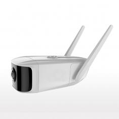 海康威视 DS-IPC-S12P-IWT (1.6mm)200万180°广角无线筒形网络摄像机