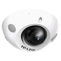 TP-LINK TL-IPC422MP-D2.8 电梯监控红外星光夜视网络摄像机防暴