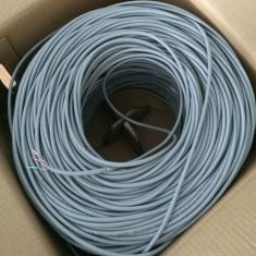 海康威视DS-1LN5E-E/E 0.45无氧铜 5类非屏蔽网络 监控 305米综合布线传输线缆网线