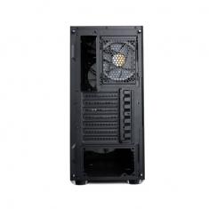 金河田双擎3电脑台式机游戏水冷主机箱四面玻璃面板超大侧透ATX
