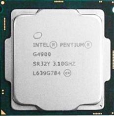 Intel/英特尔 G4900/4930 散片 八代 CPU 1151针