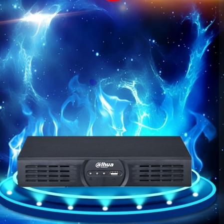 大华网络硬盘录像机 DH-NVR1108HS-HD 8路720P高清网络 监控主机