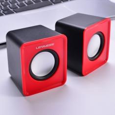蓝悦S07电脑台式机桌面便携式多媒体迷你小音箱笔记低音炮