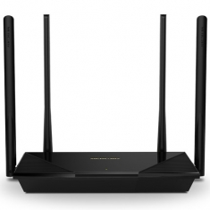 水星 D12GB 双千兆路由器 无线家用穿墙高速wifi 5G双频信号光纤有线智能路由器