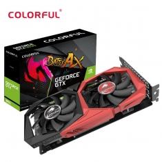 七彩虹GTX1650  显卡1650战斧/Ultra 4G台式机电脑独立显卡